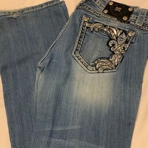 Miss Me Jeans - Miss Me distressed jeans